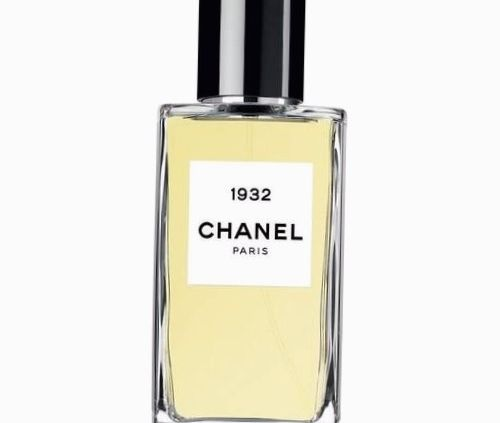 1932 chanel parfum
