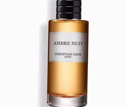 ambre nuit parfum dior