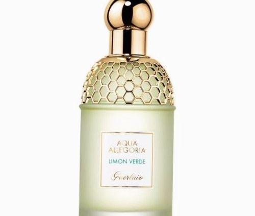 aqua allegoria limon verde parfum guerlain