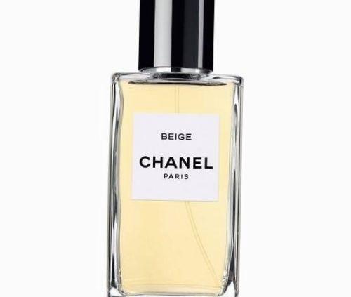 beige chanel parfum