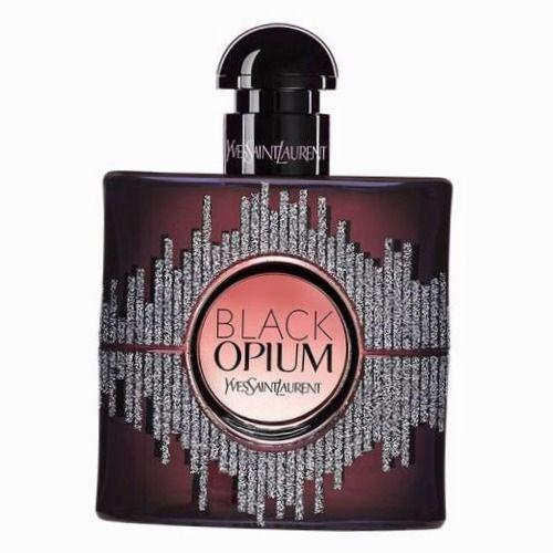 comprar Eau de parfum Black Opium Sound Illusion Yves Saint Laurent barato