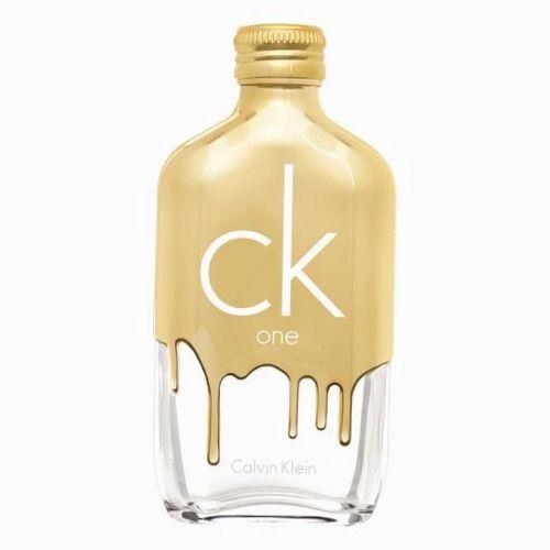 comprar Eau de toilette ck one Gold Calvin Klein barato