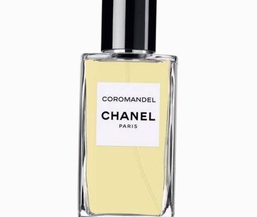 coromandel chanel parfum