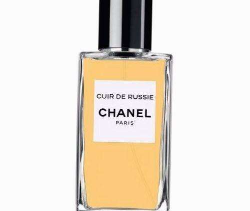 cuir de russie chanel parfum