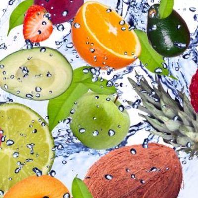 fruits d eau
