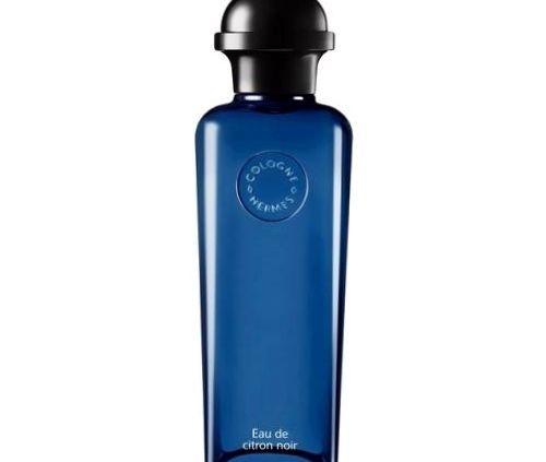 eau de citron noir parfum hermes