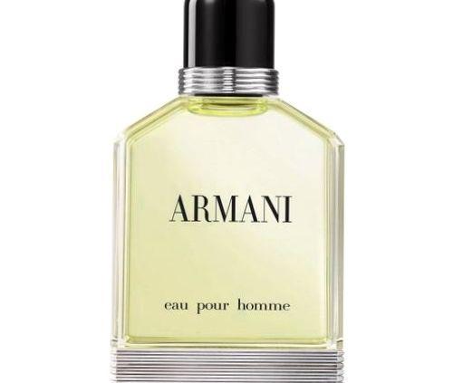 eau pour homme armani