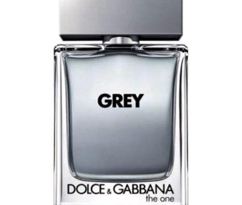 grey dolce gabbana the one