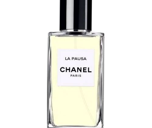la pausa chanel parfum