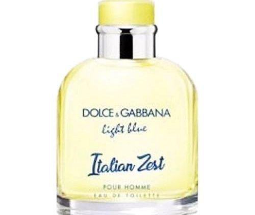 light blue homme italian zest parfum dolce gabbana