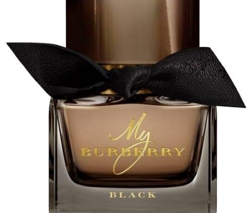 my burberry black elixir de parfum