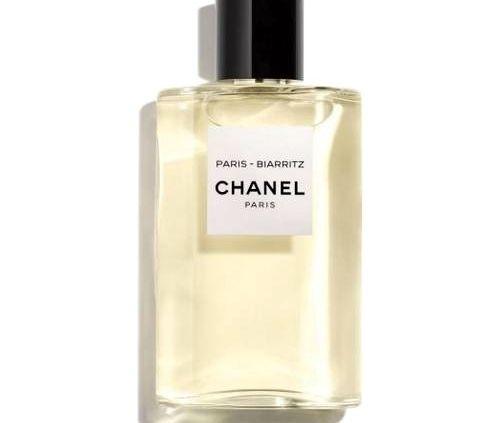 paris biarritz parfum chanel