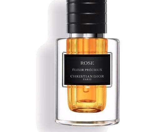 rose elixir precieux dior