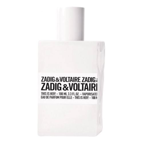 comprar Eau de parfum This is Her ! Zadig & Voltaire barato